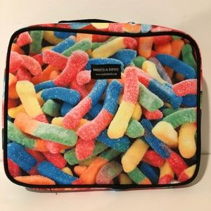 Sour Candy Zippered Insulated Lunch Bag NWT